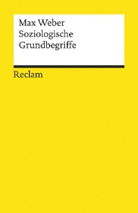 Cover Soziologische Grundbegriffe