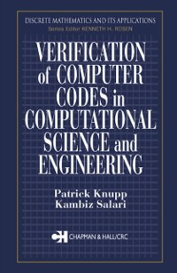 Cover Verification of Computer Codes in Computational Science and Engineering
