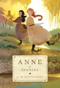 Cover Anne of Avonlea
