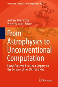 Cover From Astrophysics to Unconventional Computation