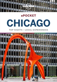 Cover Lonely Planet Pocket Chicago