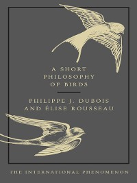 Cover A Short Philosophy of Birds