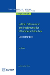 Cover Judicial Enforcement and Implementation of European Union Law
