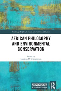 Cover African Philosophy and Environmental Conservation