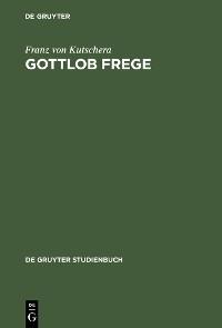 Cover Gottlob Frege