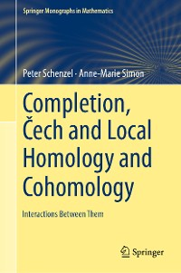 Cover Completion, Čech and Local Homology and Cohomology
