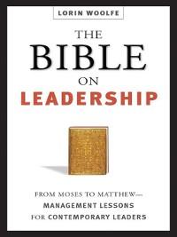 Cover The Bible on Leadership