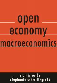 Cover Open Economy Macroeconomics