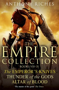 Cover Empire Collection Volume III