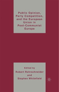Cover Public Opinion, Party Competition, and the European Union in Post-Communist Europe