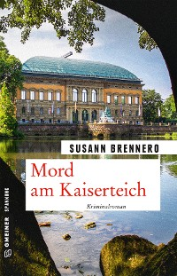Cover Mord am Kaiserteich