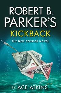 Cover Robert B Parker's Kickback