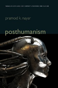 Cover Posthumanism