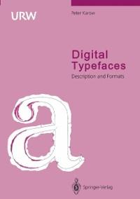 Cover Digital Typefaces
