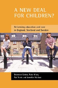 Cover A new deal for children?