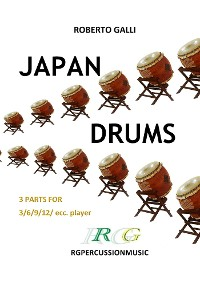 Cover Japan drums