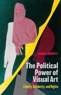 Cover Political Power of Visual Art