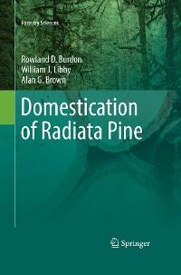 Cover Domestication of Radiata Pine