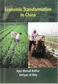 Cover Economic Transformation in China