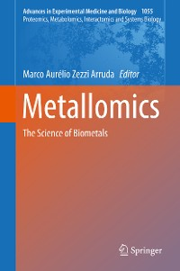 Cover Metallomics