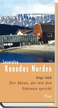 Cover Lesereise Kanadas Norden