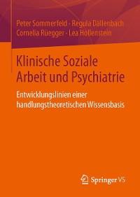 Cover Klinische Soziale Arbeit und Psychiatrie