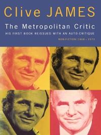Cover The Metropolitan Critic