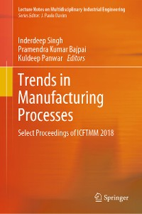 Cover Trends in Manufacturing Processes