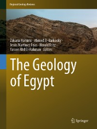 Cover The Geology of Egypt