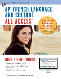 Cover AP French Language & Culture All Access w/Audio