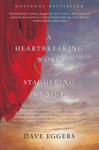 Cover Heartbreaking Work of Staggering Genius