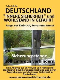 Cover Deutschland  Sicherheit und Wohlstand in Gefahr