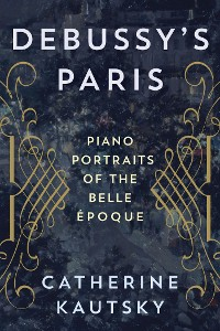 Cover Debussy's Paris