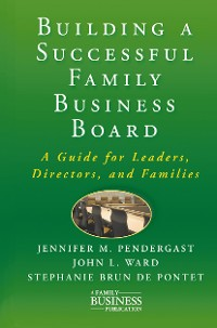 Cover Building a Successful Family Business Board