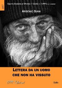 Cover Lettera da un uomo che non ha vissuto