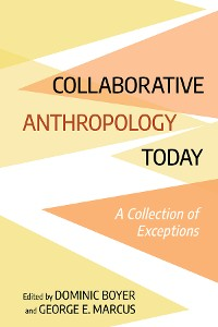 Cover Collaborative Anthropology Today