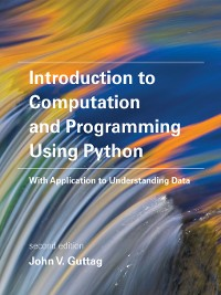Cover Introduction to Computation and Programming Using Python