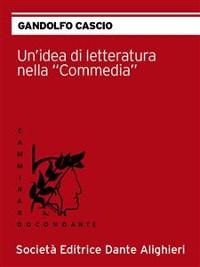 Cover Un'idea di letteratura nella commedia