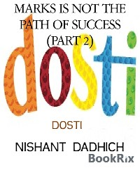 Cover MARKS IS NOT THE PATH OF SUCCESS (PART 2)