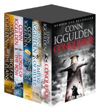 Cover Conqueror: The Complete 5-Book Collection