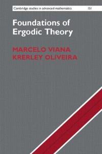 Cover Foundations of Ergodic Theory