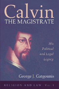 Cover Calvin the Magistrate