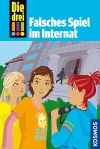 Cover Die drei !!!, 30, Falsches Spiel im Internat (drei Ausrufezeichen)