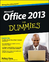 Cover Office 2013 For Dummies