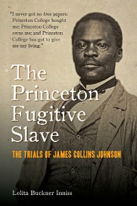Cover The Princeton Fugitive Slave