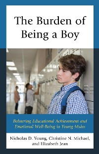 Cover The Burden of Being a Boy