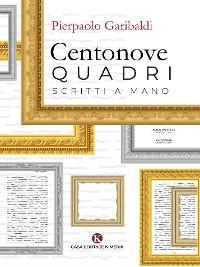 Cover Centonove quadri scritti a mano