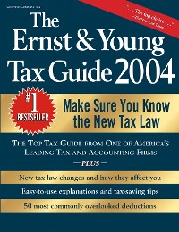 Cover The Ernst & Young Tax Guide 2004