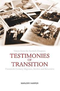 Cover Testomonies of Transition