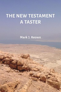 Cover The New Testament A Taster